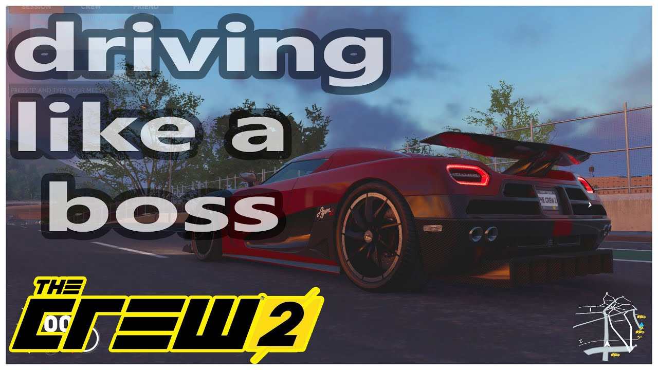 Driving like a boss | The Keys To The City | The crew 2
