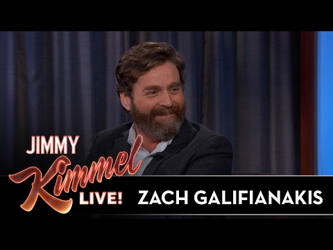 Thumbnail: Zach Galifianakis on Giving His Kids Hollywood Names