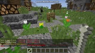Как зарегистрироваться на сервере Minecraft