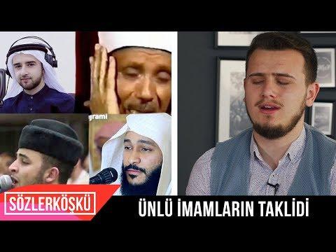 Üçüncü Kez Ünlü İmamların Sesini Taklit Etti - Osman Bostancı