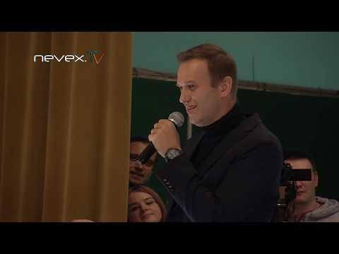 NevexTV: Навальный в Петербурге 02 02 2019