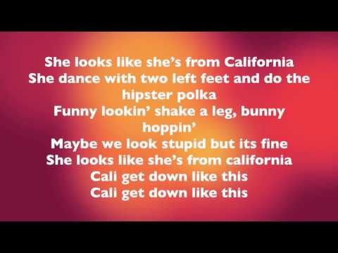 Cali get down lyrics - radical something