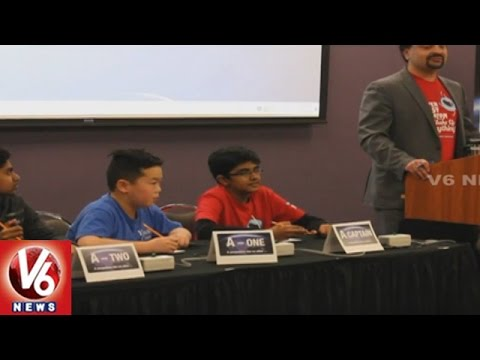 Science Bowl Competition Held in Kansas City | V6 USA NRI News