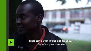 Une nouvelle «Jungle» ? A Bruxelles, un nouveau camp de migrants suscite de grosses craintes