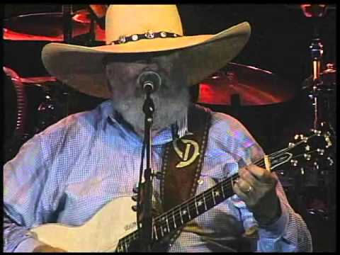 CHARLIE DANIELS Long Haired Country Boy 2007 Live - YouTube