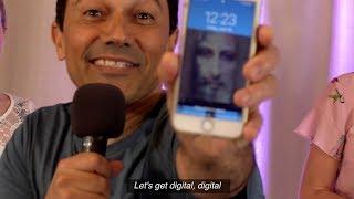 """Let's Get Digital""—Mini-Version—David Hoffmeister and Living Miracles Online Events ACIM"