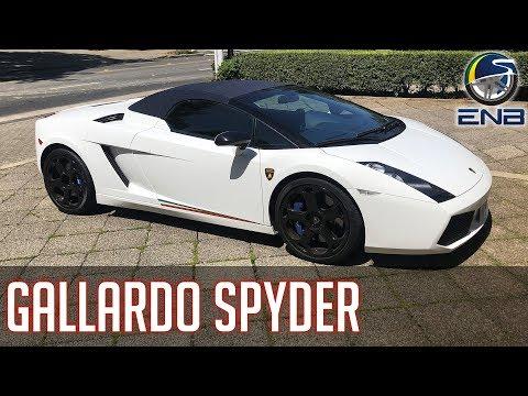 Lamborghini Gallardo Spyder - Bianco Monocerus?