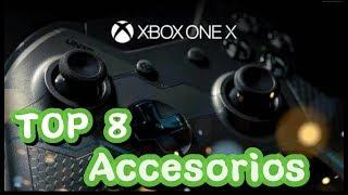 TOP 8 ACCESORIOS PARA XBOX ONE X & S