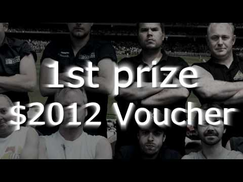 Factory Sound Footy Tipping Promo $2012