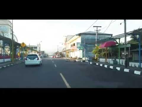 Kota Tomohon 2020 Sepi Akibat Corona Youtube