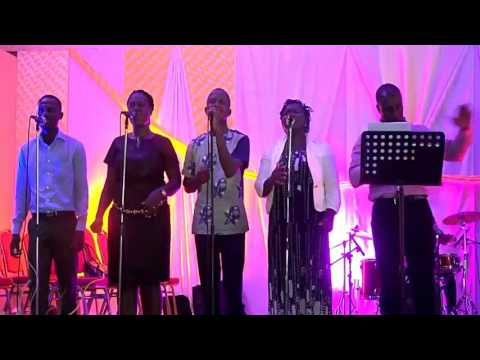 Celebration :   Marius COTCHIE & Groupe musical