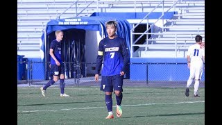 Seo-In Kim || College Soccer Highlights
