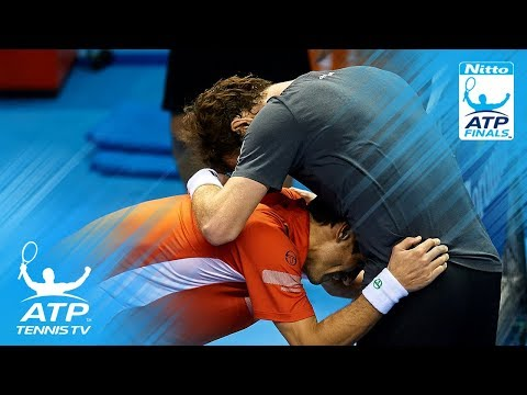 Andy Murray vs Tommy Robredo: EPIC Valencia 2014 Final Dramatic Moments!