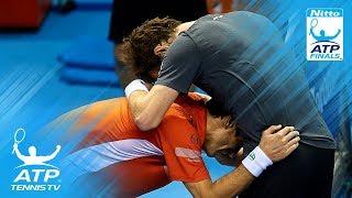 Andy Murray vs Tommy Robredo: EPIC Valencia 2014 Final Dramatic Moments!