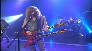 "Megadeth live, from the 2002 live DVD ""Rude Awakening"" Setlist: - D..."