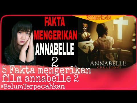 5 Fakta Film Annabelle 2 Creation #BelumTerpecahkan #Annabelle2 #Echamarkicha