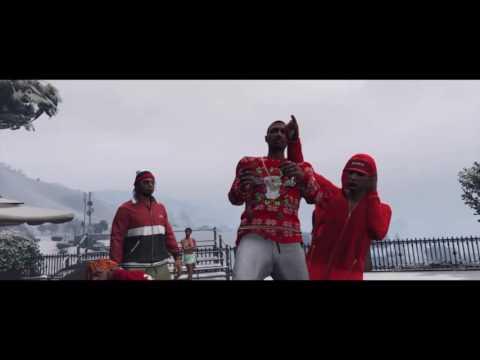 Gucci Mane - St. Brick Intro ( GTA 5 MUSIC VIDEO)