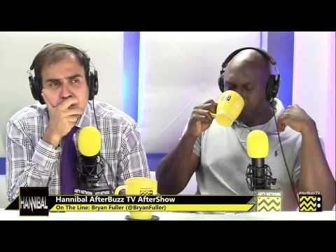"""Hannibal After Show Season 1 """" Interview with Bryan Fuller -- June 19th, 2013"""" 