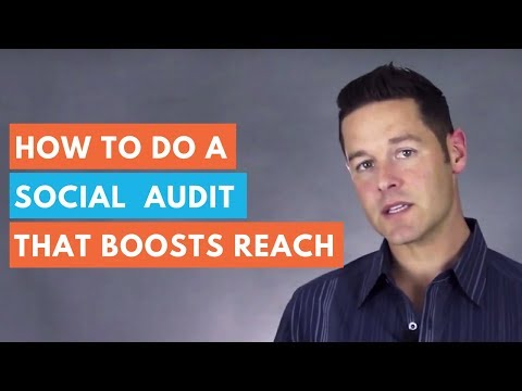 How To Do A Social Media Audit That Boosts Reach + Improves Content | John Lincoln