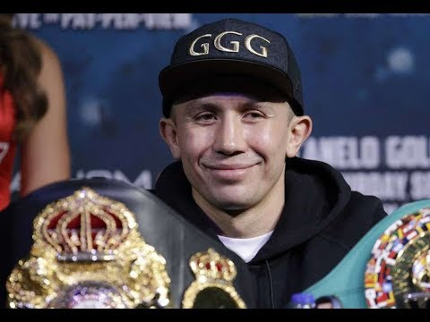 Ring Magazine CROWNS Gennady Golovkin P4P #1 over Terence Crawford & Vasyl Lomachenko