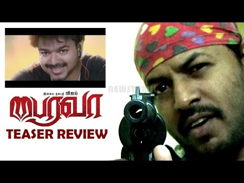 Bairavaa teaser review by sudhakar |...