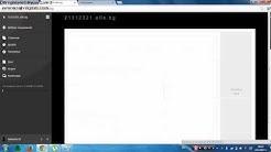 Как да създадем своя уеб сайт в alle.bg. :))
