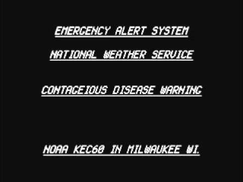 EAS PUBLIC HEALTH ADVISORY for Milwaukee WI.