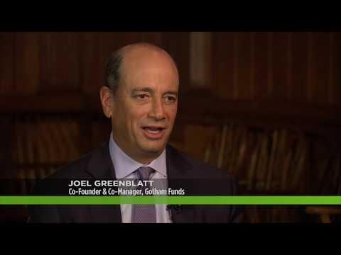 Greenblatt: Hybrid Investing