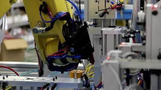 Electrical Assembly with ATI Robotic Tool Changers
