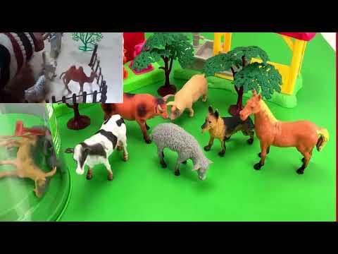 العاب اطفال حديقة الحيوان Youtube