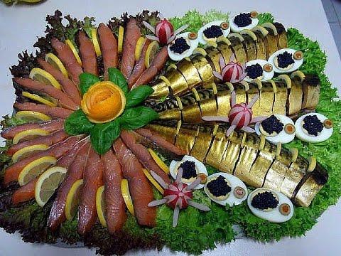 Как красиво сделать нарезку из колбасы пошагово фото