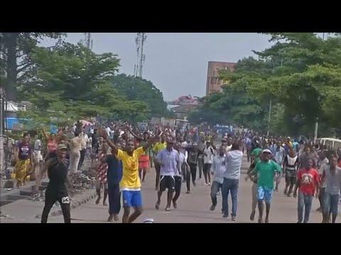 RD Congo: des rebelles recrutés pour étouffer les manifestations anti-Kabila, selon HWR