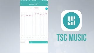 TSC Music - The Innovative Music Player App
