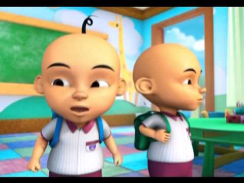 UPIN & IPIN 2011 (Season 5) - Belajar Lagi..? (EPISODE 1) (With Subtitle!) Travel Video