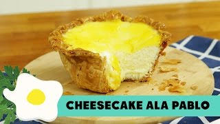Resep Cheesecake ala Pablo