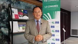 Interview de Angel MORENO, président du GIE