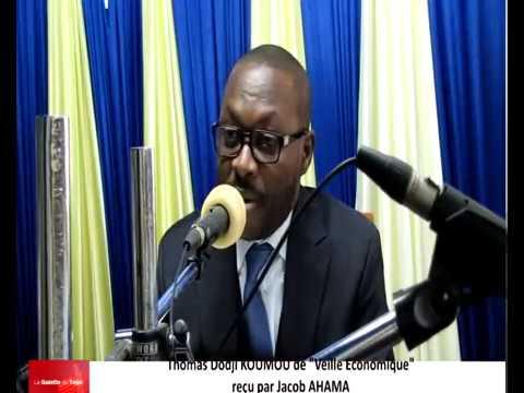 L'Expert en Economie et Finances Thomas Dodji KOUMOU reçu comme invité du débat par Jacob AHAMA