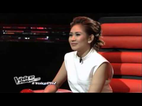 The Voice PH  S2 Blind Audition 'Long Train Running' by Bradley