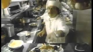 Marblehead MA Rosalies VISA commercial (1983)