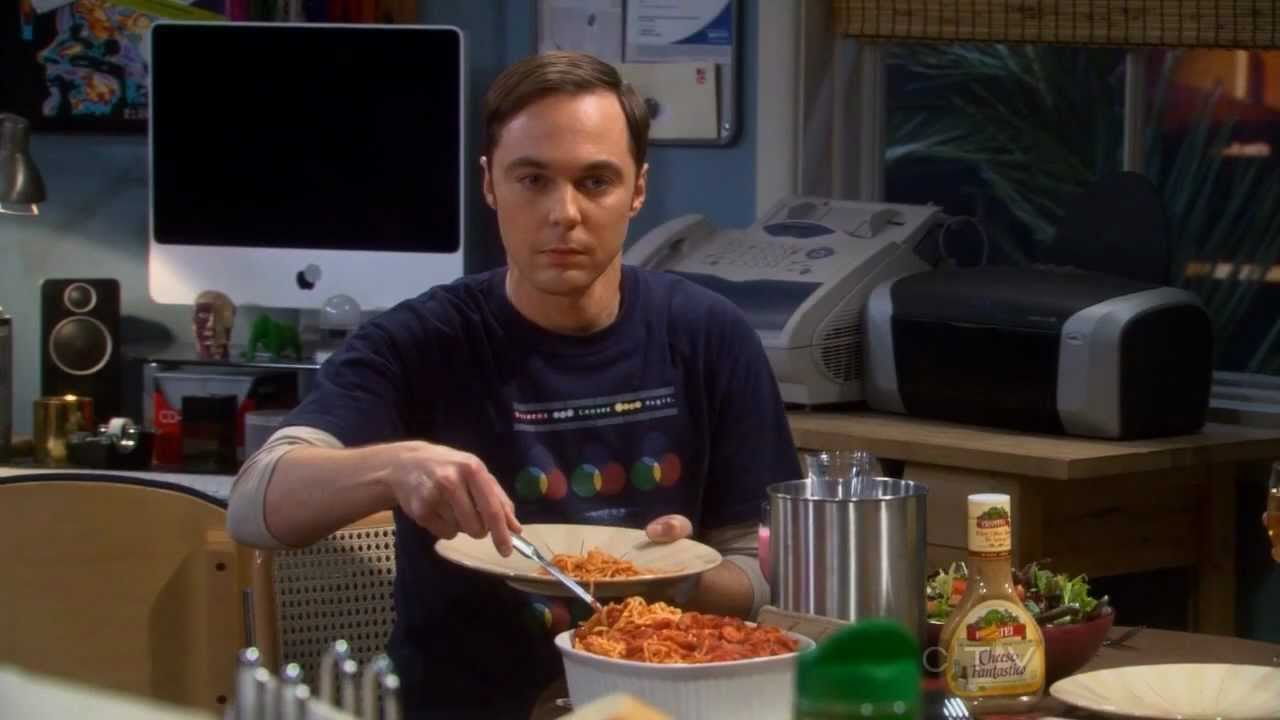 Sheldon cooper dating contract