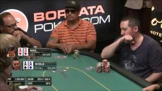 Borgata Poker Open 2015: $2 Million Guaranteed Final Table broadcast archive