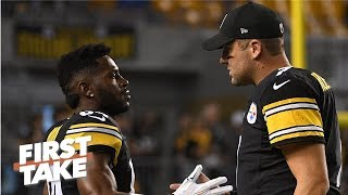 Antonio Brown is mad he isn't a quarterback – Max Kellerman | First Take