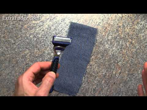 """how-to-""""sharpen""""-and-reuse-an-old-razor-blade-method"""