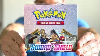 *ENTIRE POKEMON SWORD AND SHIELD BOOSTER BOX!* Opening EVERY Pack of Pokemon Cards!