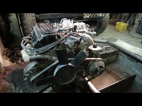 Ремонт двигателя М 102 на Мерседес 190,часть №6 сборка .Финиш .