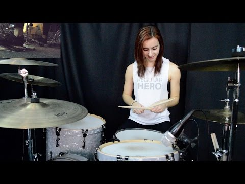 Ocean Avenue - Drum Cover - Yellowcard - MY 200th VIDEO!!!