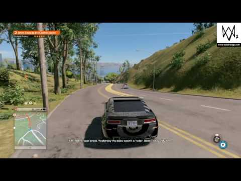 Bad Day at work WATCH_DOGS® 2 (Driver SF)