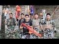 LTT Nerf War : Captain SEAL X Warriors Nerf Guns Fight Counterattack Criminal Group