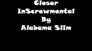 Closer Goapele Instrumental Screwed By Alabama Slim