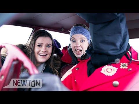 Kjører bil i blinde! Fake eller ekte med Kristine Bremnes